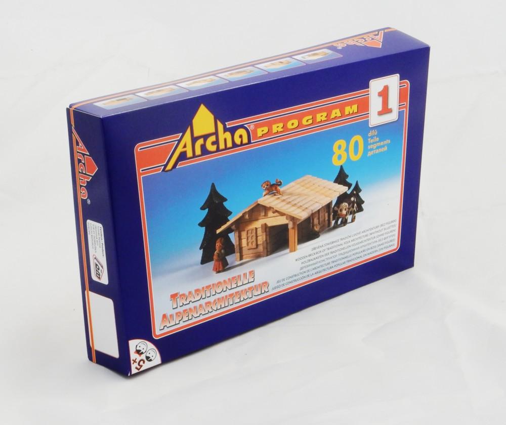 Alpská Archa 1 - balení