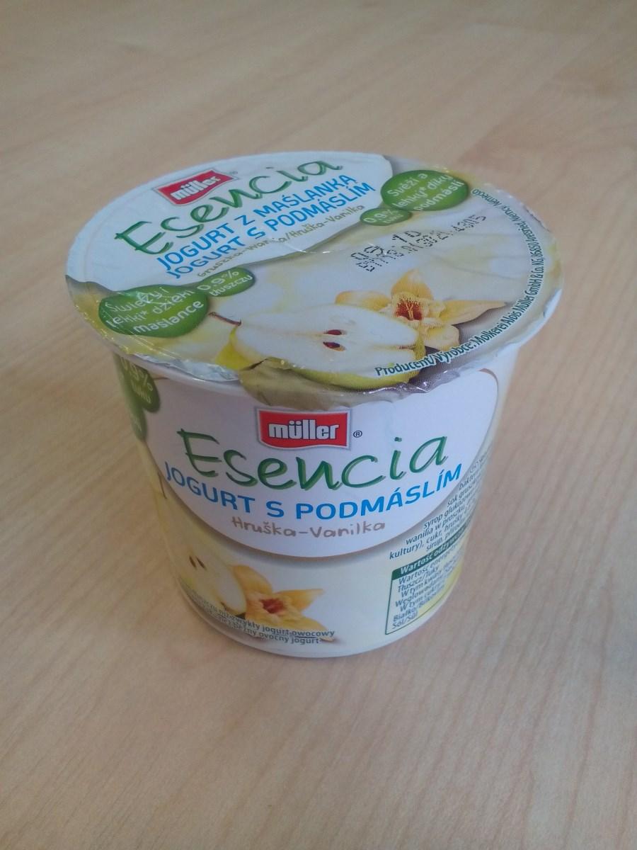 Esencia jogurt