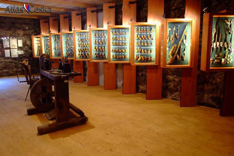 Muzeum dýmek
