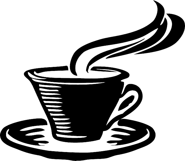 šálek čaje vektor
