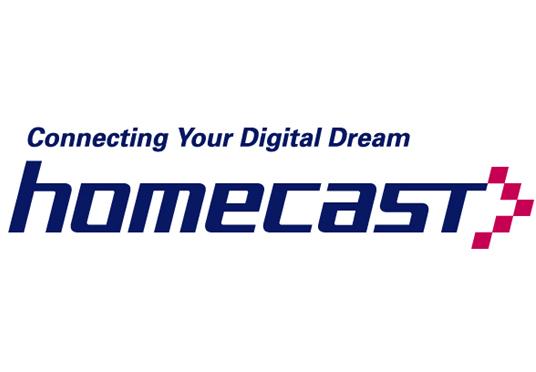 logo homecast