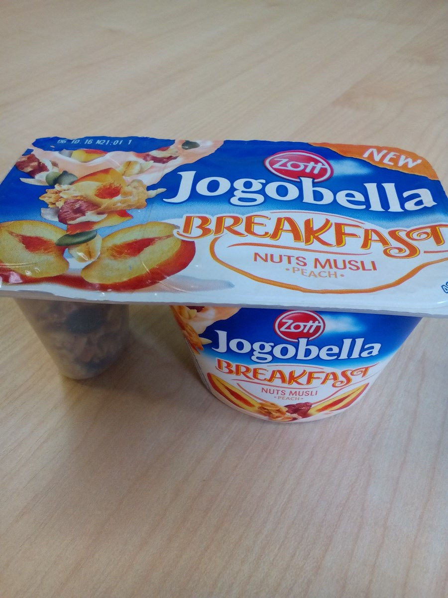 Jogobella breakfast