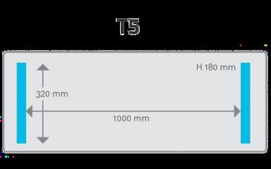 Komora hencovace T5