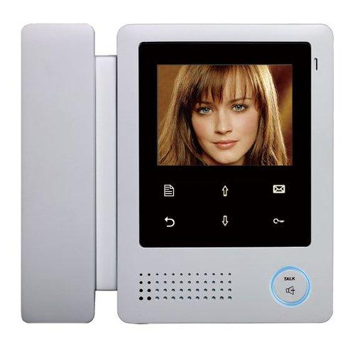 domácí telefon s obrazovkou