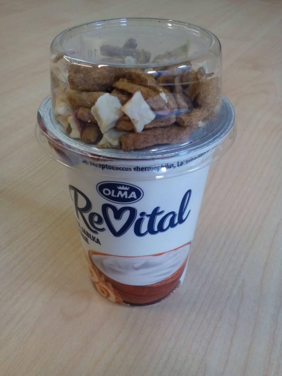 ReVital jogurt