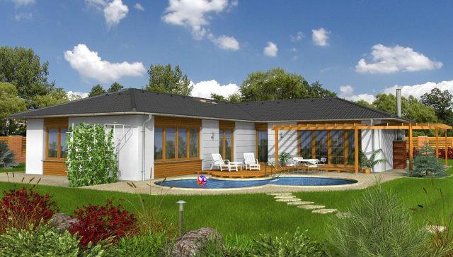 Přízemní rodinný dům G Servis
