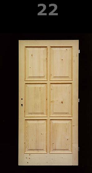 dveře 22