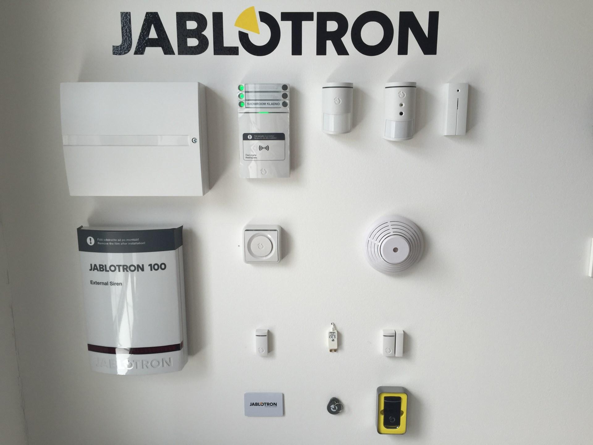 produkty Jablotron