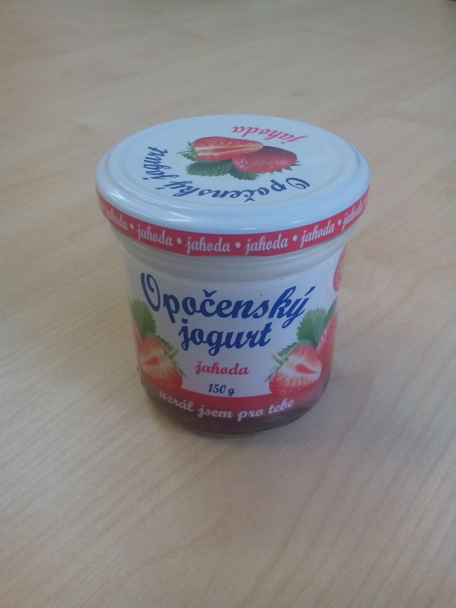 Opočenský jogurt