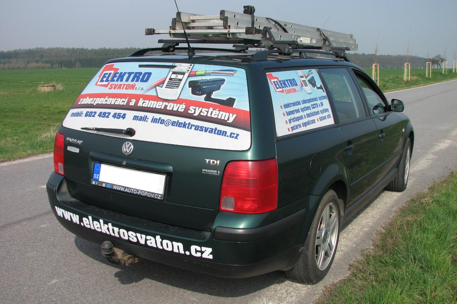 auto Elektro Svatoň