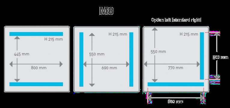 Komora M8