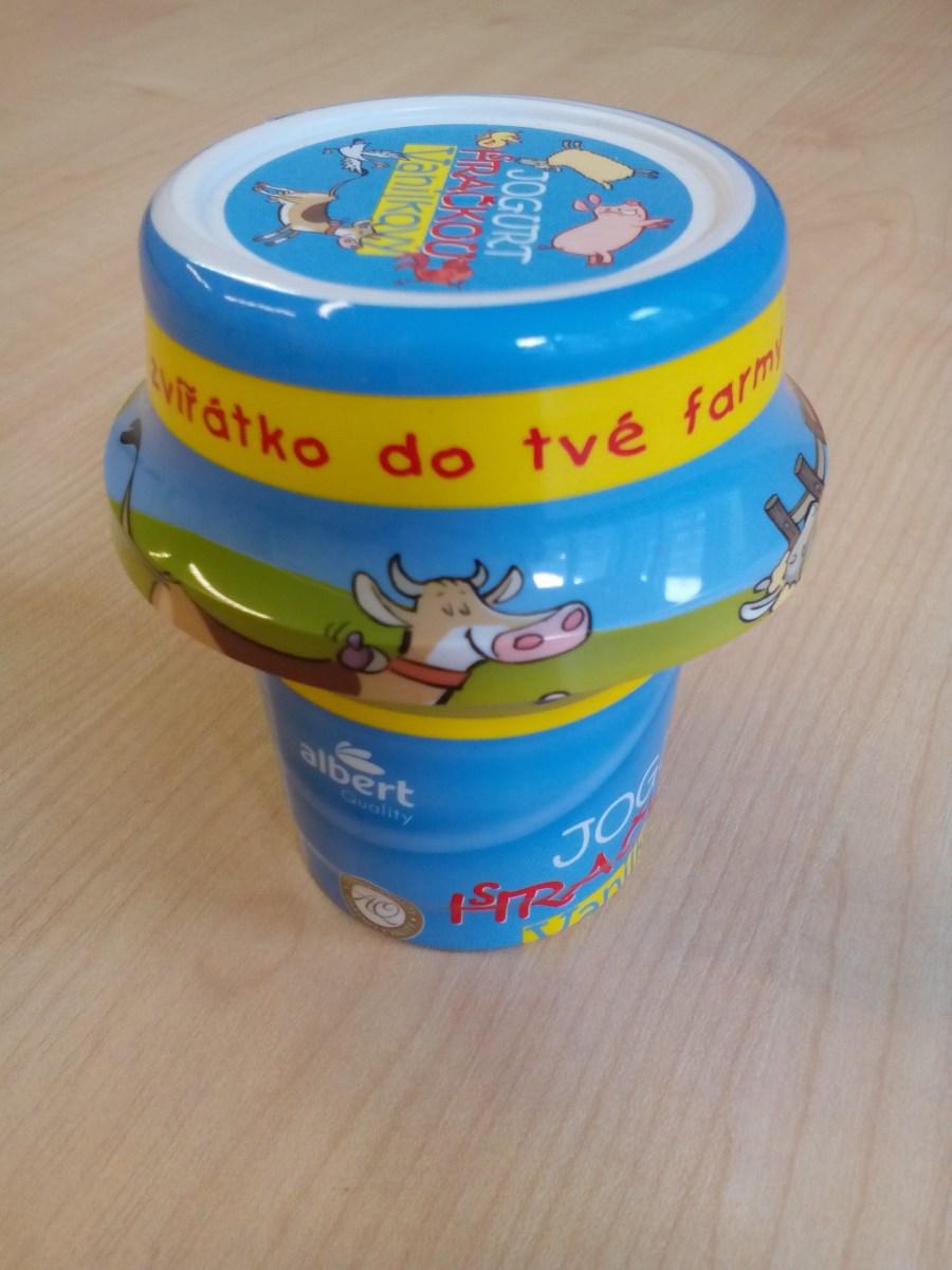 Jogurt Hračkov