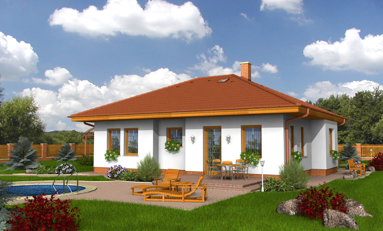G Servis rodinný dům Bungalow 8