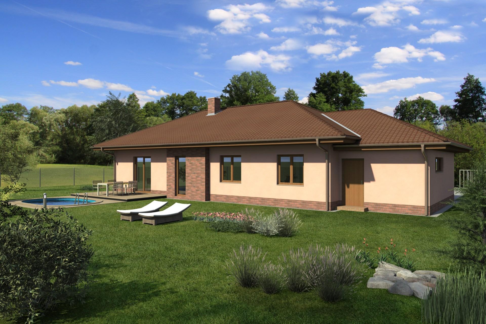 Přízemní dům B5