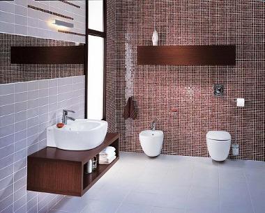 Vzorová koupelna