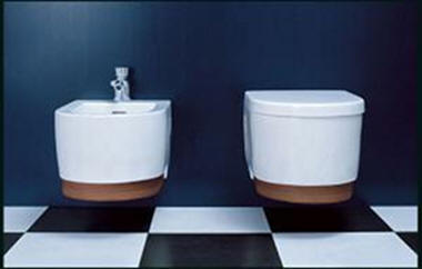 Bidet a toaleta