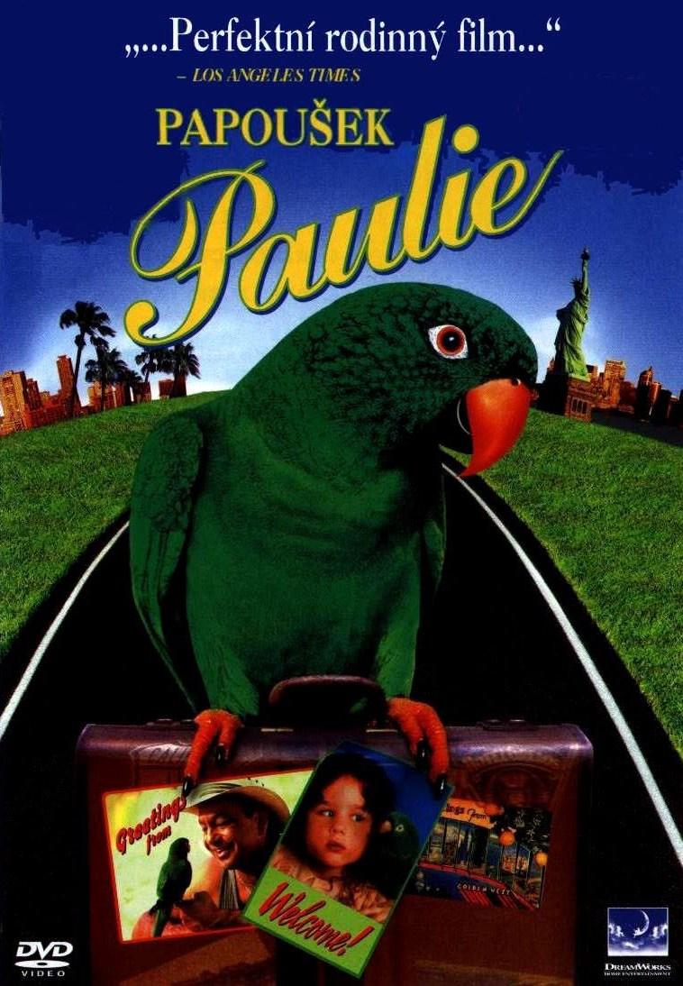 Papoušek Paulie