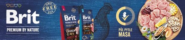 Krmivo Brit