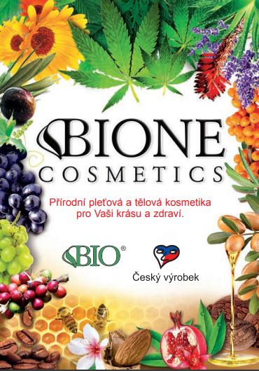Česká přírodní kosmetika Bione