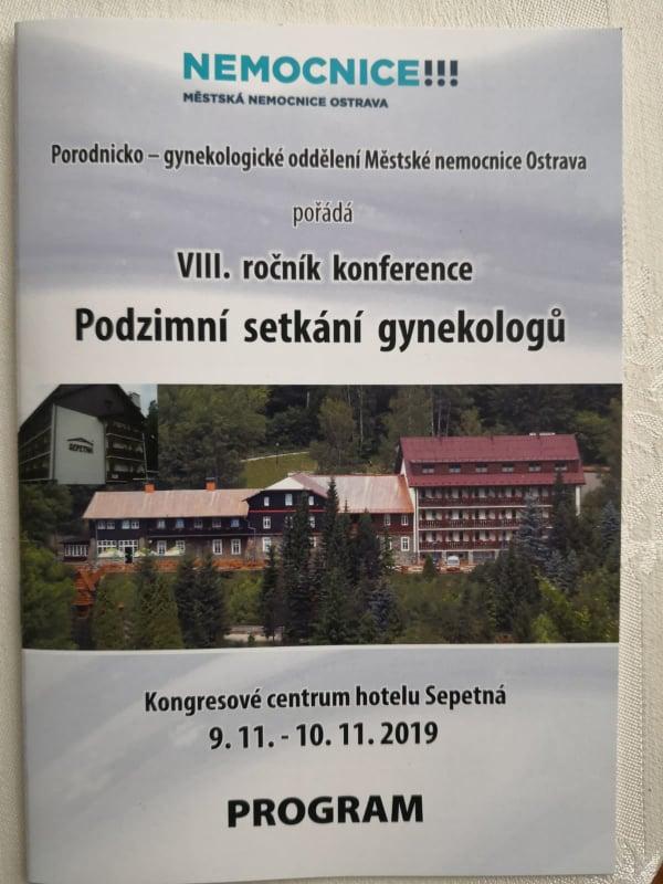 Setkání gynekologů 2019