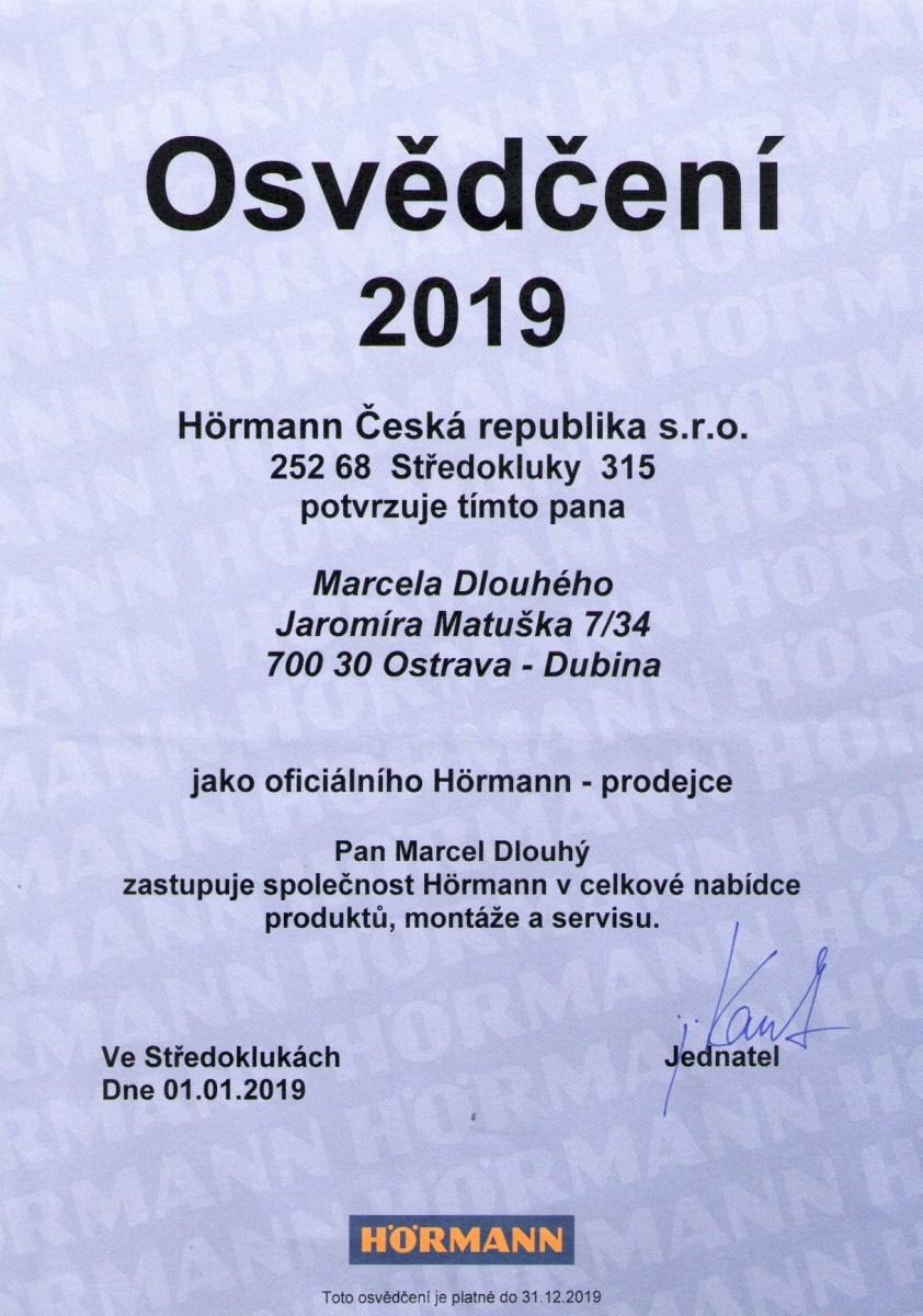 Prodejce Hörmann