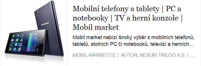 Mobil market