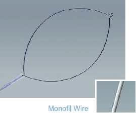 Jednorázová polypektomická klička