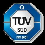 logo certifikátu ČSN EN ISO 9001:2009