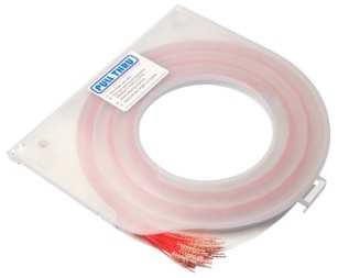 Náhradní kazety bez čistících kartáčků miniPull Thru