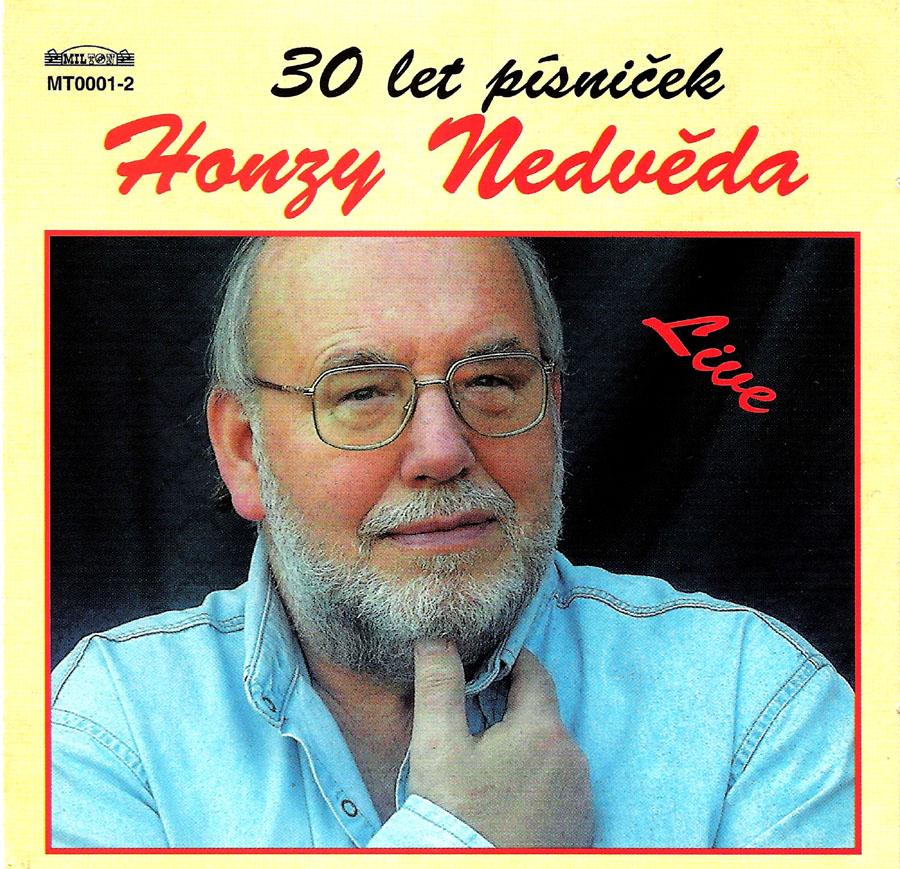 30 let písniček Honzy Nedvěda