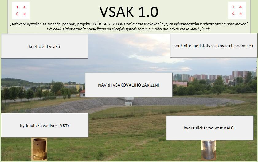 Software VSAK 1.0