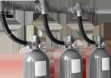 Stabilní hasicí zařízení