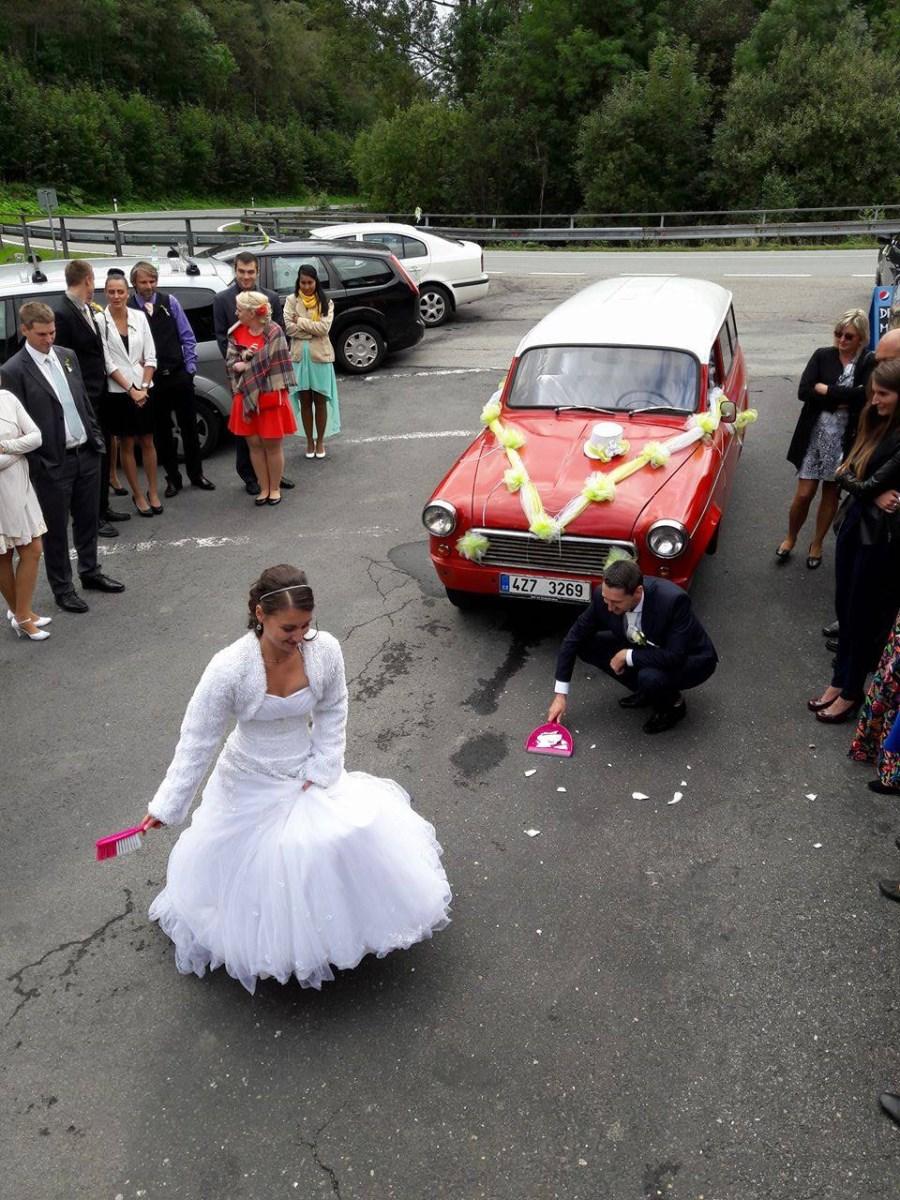 Bryllup på Death Lodge
