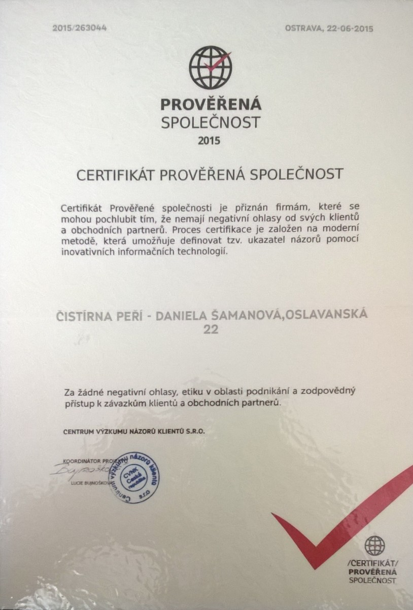 certifikátImage