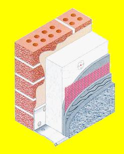 Zateplení fasád