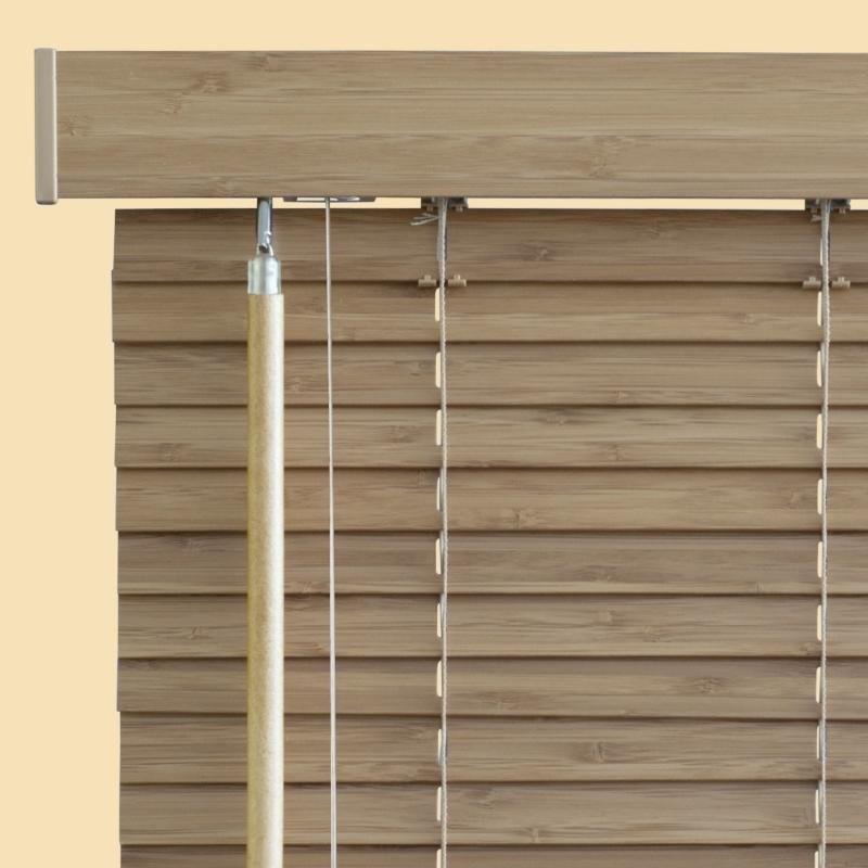 Vnitřní žaluzie horizontální - bambusové