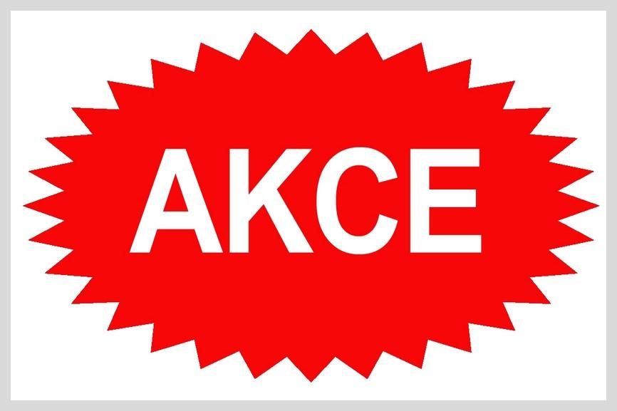 AKCE 30% sleva