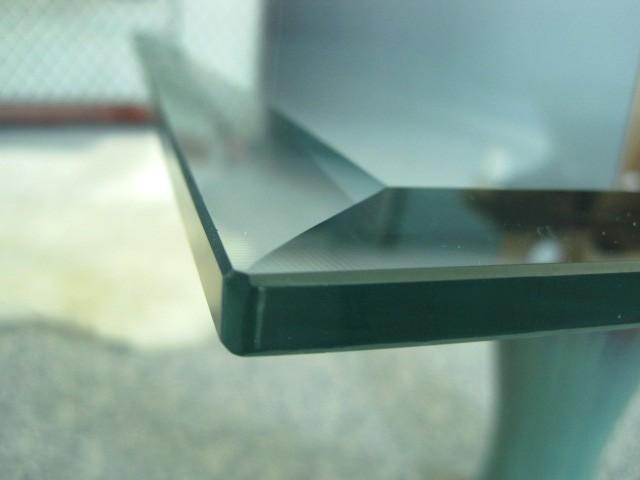 Fazetování skla