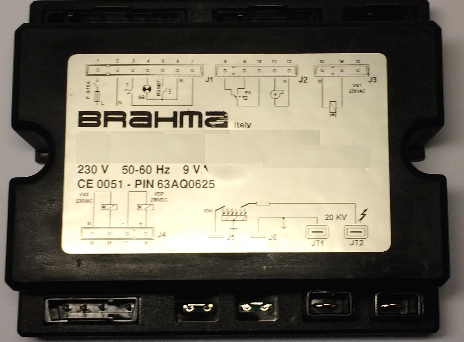 Elektronika CSP Brahma