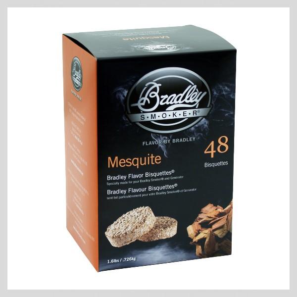 Bradley Smoker - Brikety Mesquite