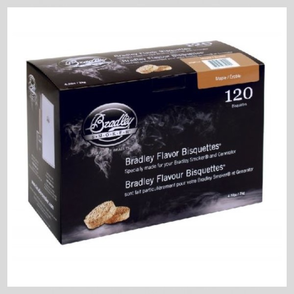 Bradley Smoker - Brikety Javor