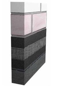 Bitumenové silnovrstvé hydroizolace