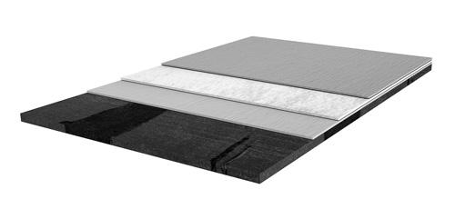 Renovace střech s DAKORIT® PUR1K 30P