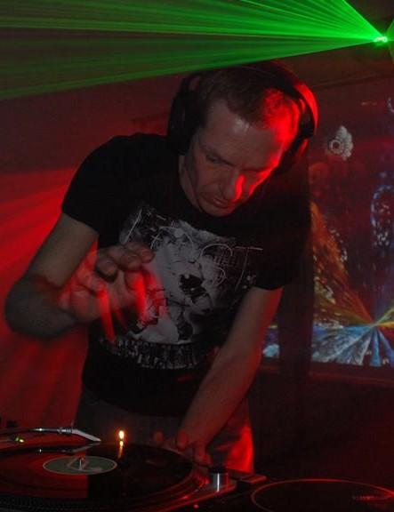 Pavel Hubáček - DJ Paul