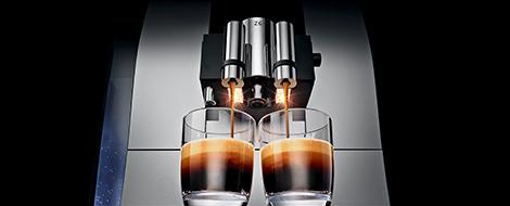 Espresso nejčistší kvality