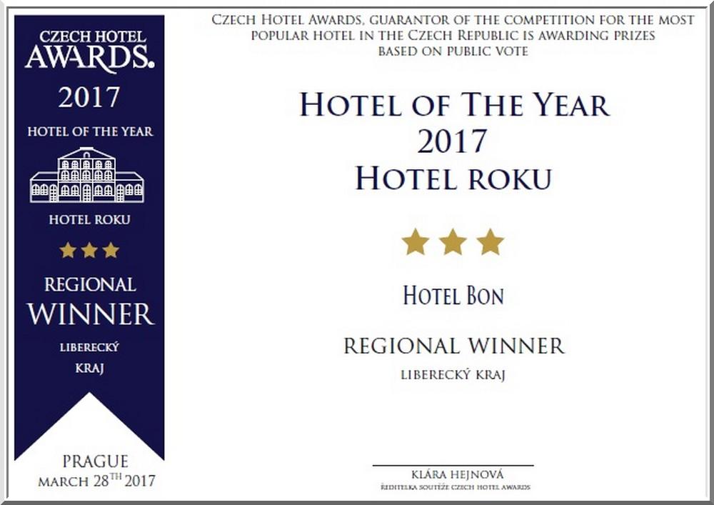 Hotel roku