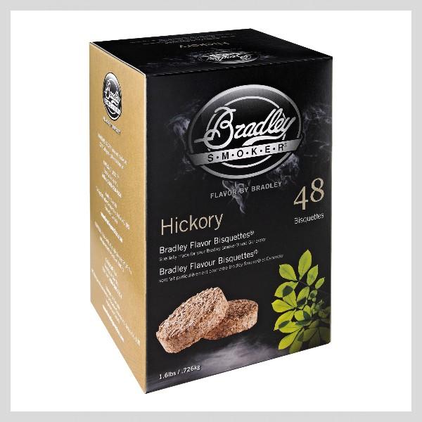 Bradley Smoker - Brikety Hickory