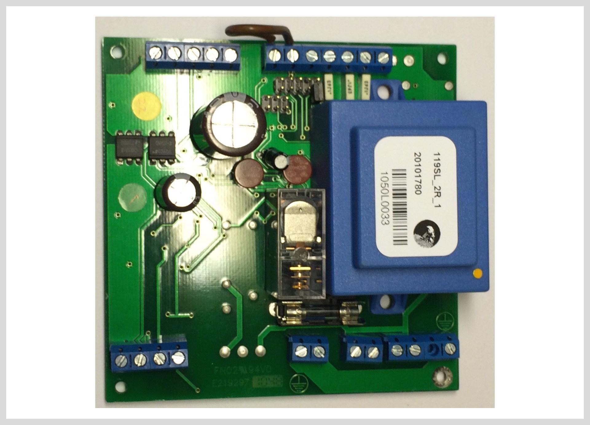 Elektronika BT zóny