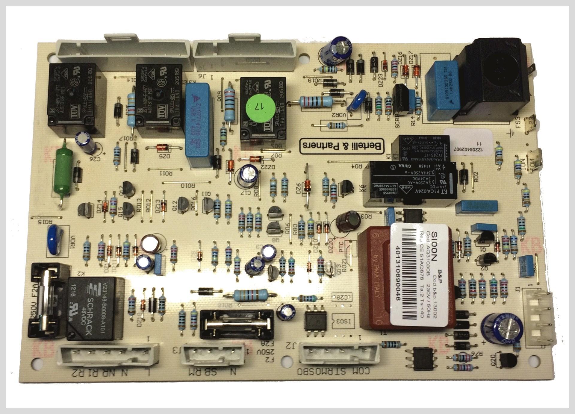 Elektronika CSP Bertelli