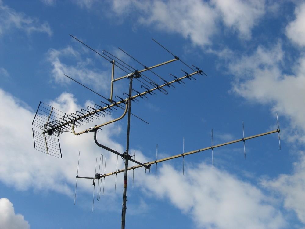 Pozemní vysílání (DVB-T)